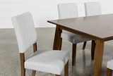 Cora 7 Piece Dining Set - Top