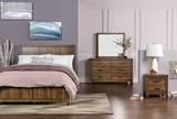 Willow Creek Eastern King 4 Piece Bedroom Set - Room