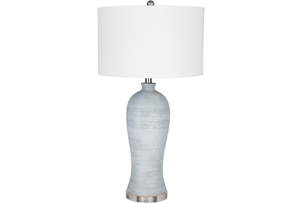 Table Lamp-Adna Grey