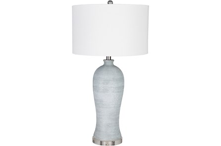 Table Lamp-Adna Grey