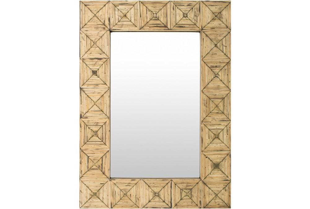 Mirror-Bamboo Inlay 26X36