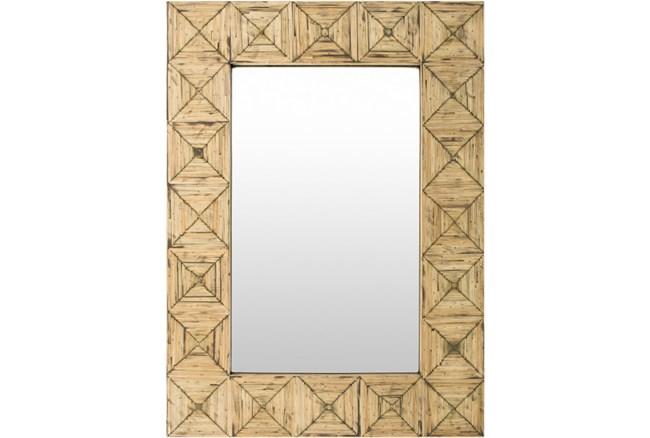 Mirror-Bamboo Inlay 26X36 - 360