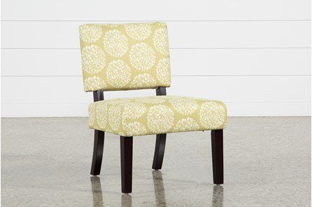 Thea Saffron Accent Chair - Main
