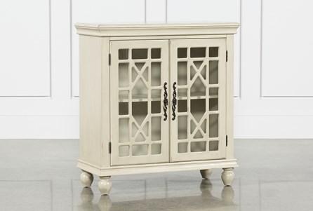 Ava Ivory Cabinet