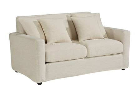 Magnolia Home Benchmark Loveseat