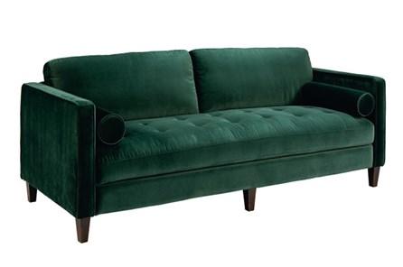 Magnolia Home Dapper Emerald Sofa