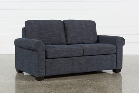 Alexis Denim Full Sofa Sleeper