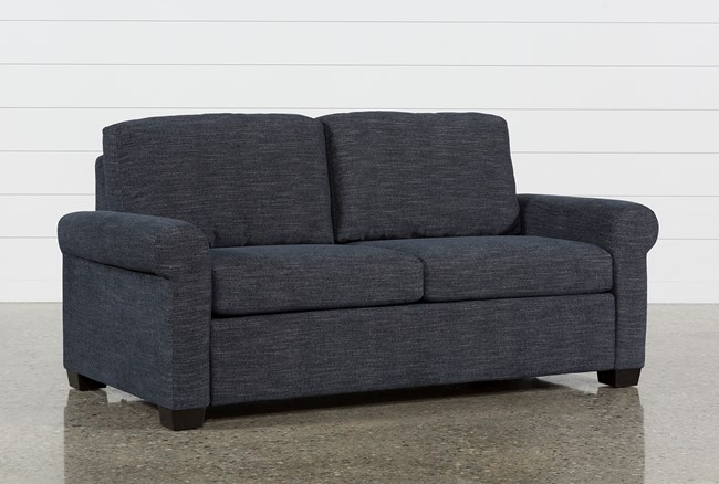 Alexis Denim Queen Sofa Sleeper - 360