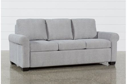 Alexis Silverpine Queen Plus Sofa Sleeper - Main