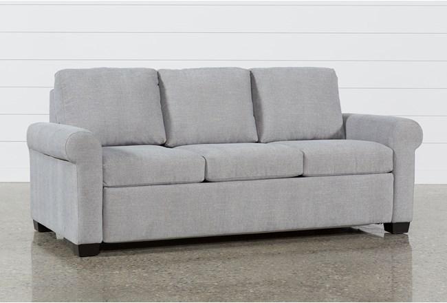 Alexis Silverpine Queen Plus Sofa Sleeper - 360