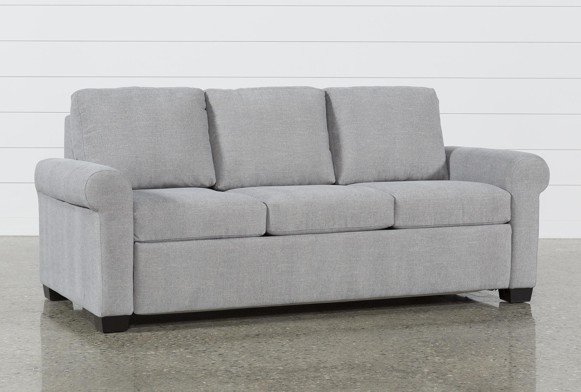 Alexis Silverpine Queen Plus Sofa Sleeper