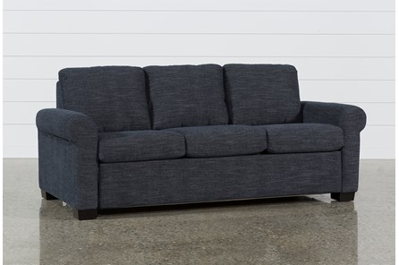 Alexis Denim Queen Plus Sofa Sleeper - Main