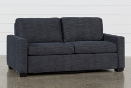 Mackenzie Denim Queen Sofa Sleeper