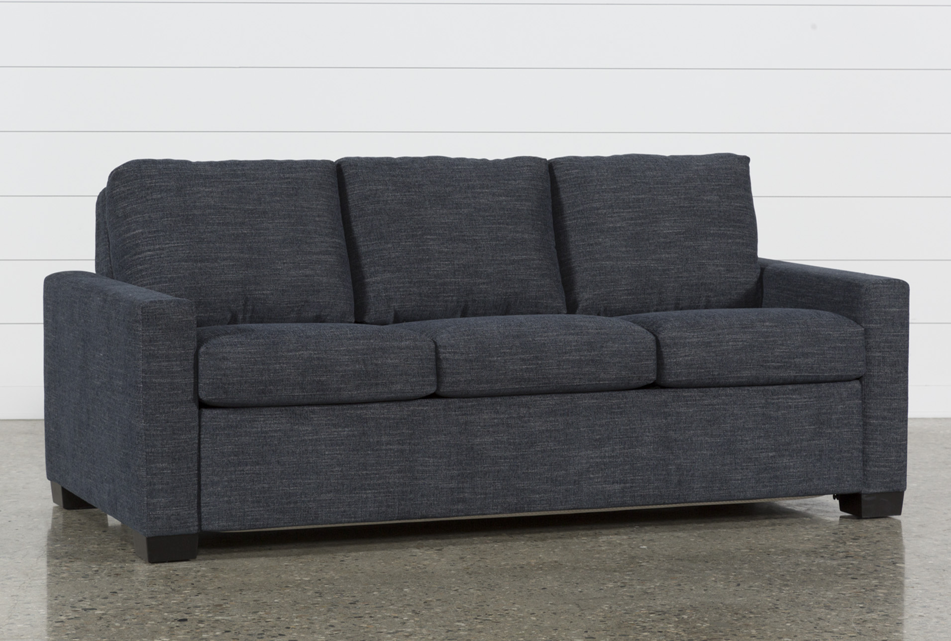 Mackenzie Denim Queen Plus Sofa Sleeper