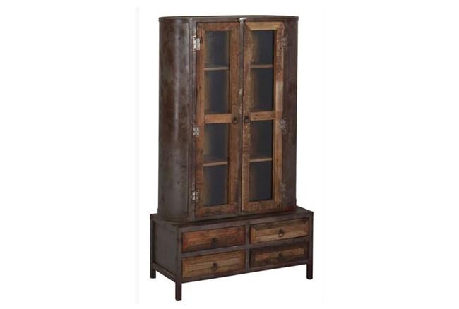 Tall 2 Door/4 Drawer Cabinet - 360