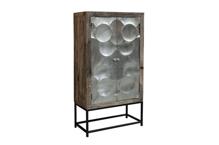 Capiz Wine Cabinet - Main