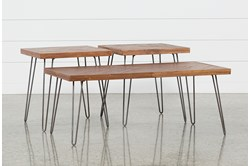 Chevron 3 In 1 Pack Tables