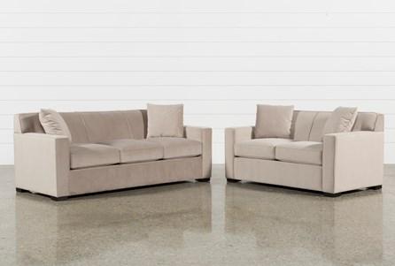Kasen 2 Piece Living Room Set