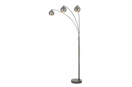 Floor Lamp 3 Bulb Arc Lamp - Main