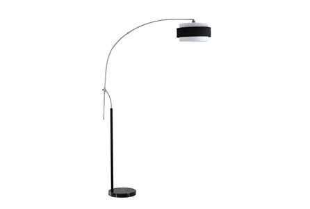 Floor Lamp-Daya Arc Pole