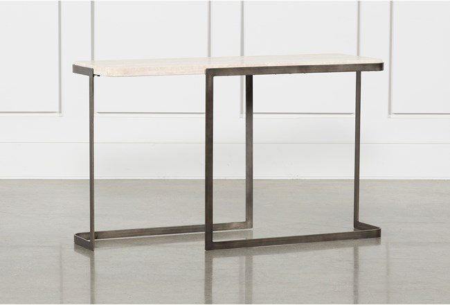 Elba Sofa Table - 360