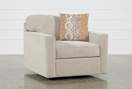 Alder Grande II Swivel Chair
