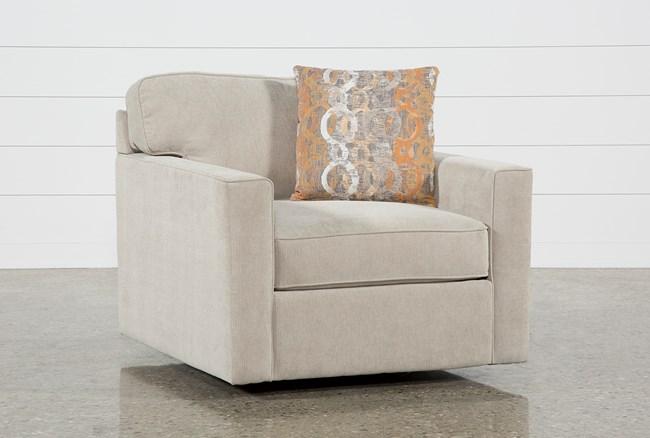 Alder Grande II Swivel Chair - 360