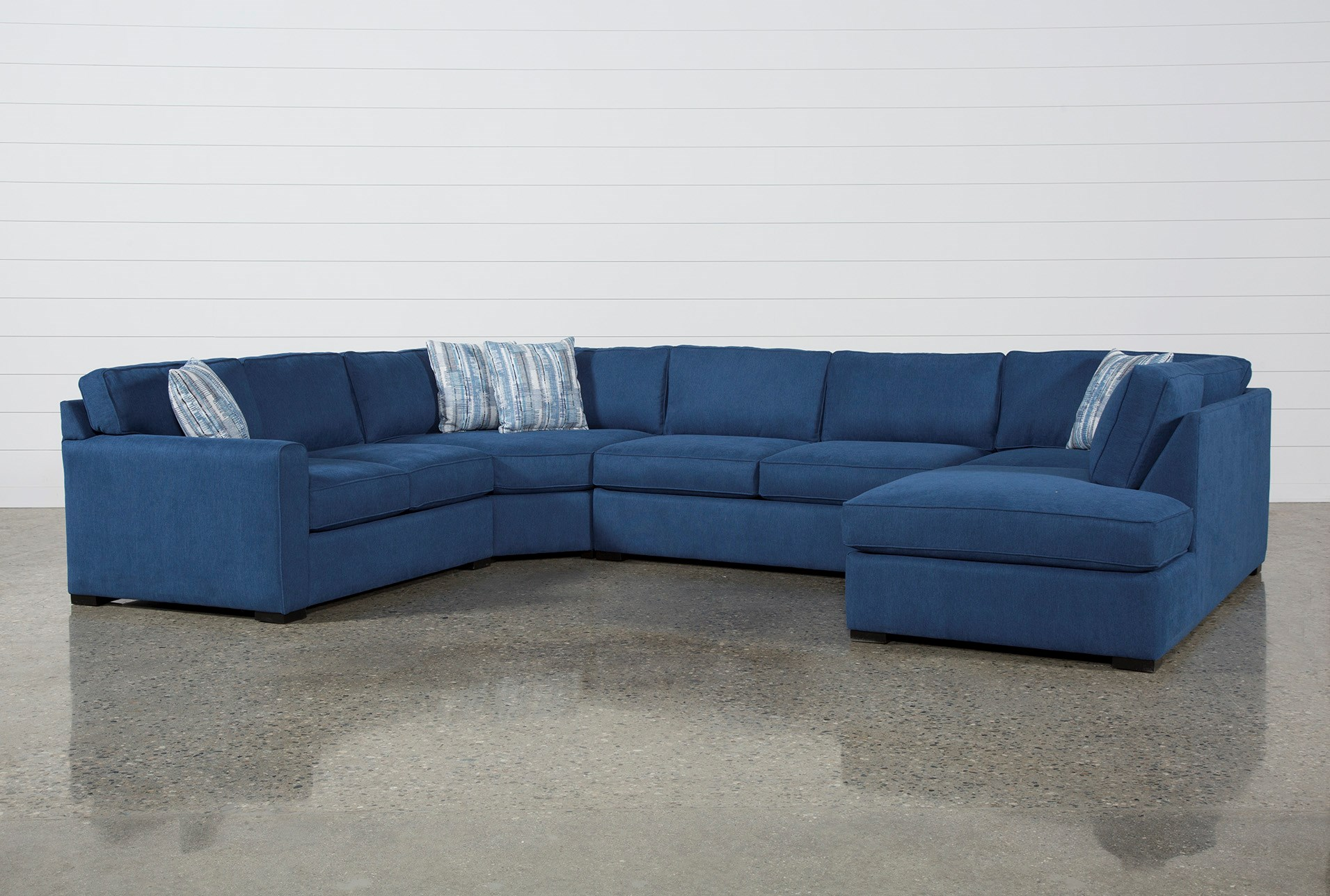 of microfiber grey blue kolyorove com sectional royal with endearing couch chaise sofa