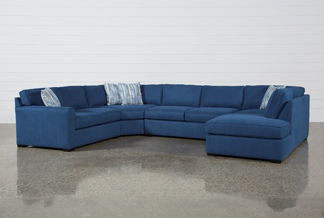 Cypress Grande 4 Piece Sectional - 360