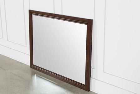 Derby Nutmeg Mirror