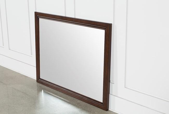 Derby Nutmeg Mirror - 360