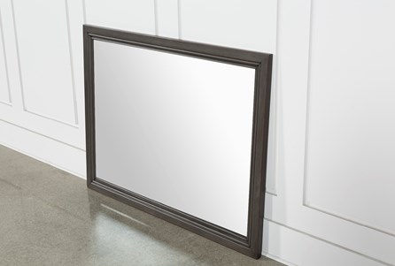 Derby Peppercorn Mirror