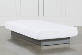 Essentials 8 Inch Foam Twin Extra Long Mattress
