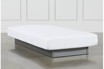 Essentials 8 Inch Foam Twin Extra Long Mattress - Main