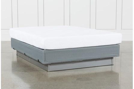 Essentials 8 Inch Foam Full Mattress W/Foundation - Main