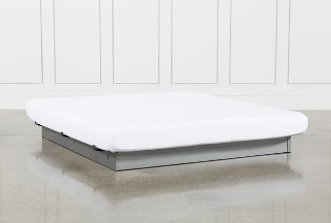 Essentials 8 Inch Foam California King Mattress - 360
