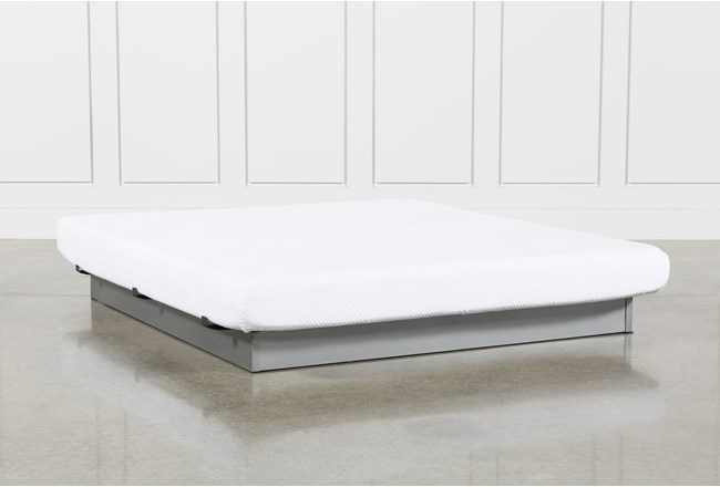 Essentials 8 Inch Foam California King Mattress - 360