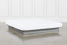 Essentials 8 Inch Foam Eastern King Mattress
