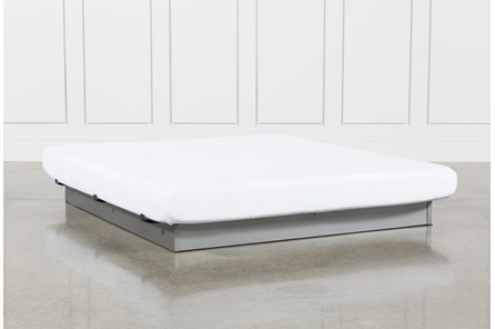 Essentials 8 Inch Foam Eastern King Mattress - Main