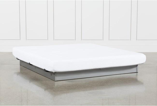 Essentials 8 Inch Foam Eastern King Mattress - 360