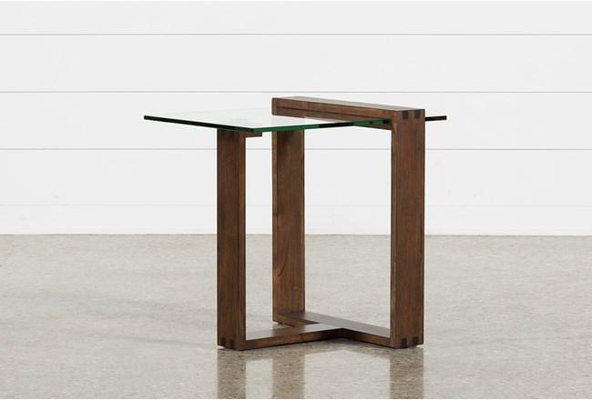 Nola End Table Living Spaces