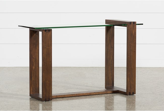 "Nola 48"" Sofa Table - 360"
