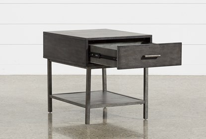 Tracie End Table Living Spaces