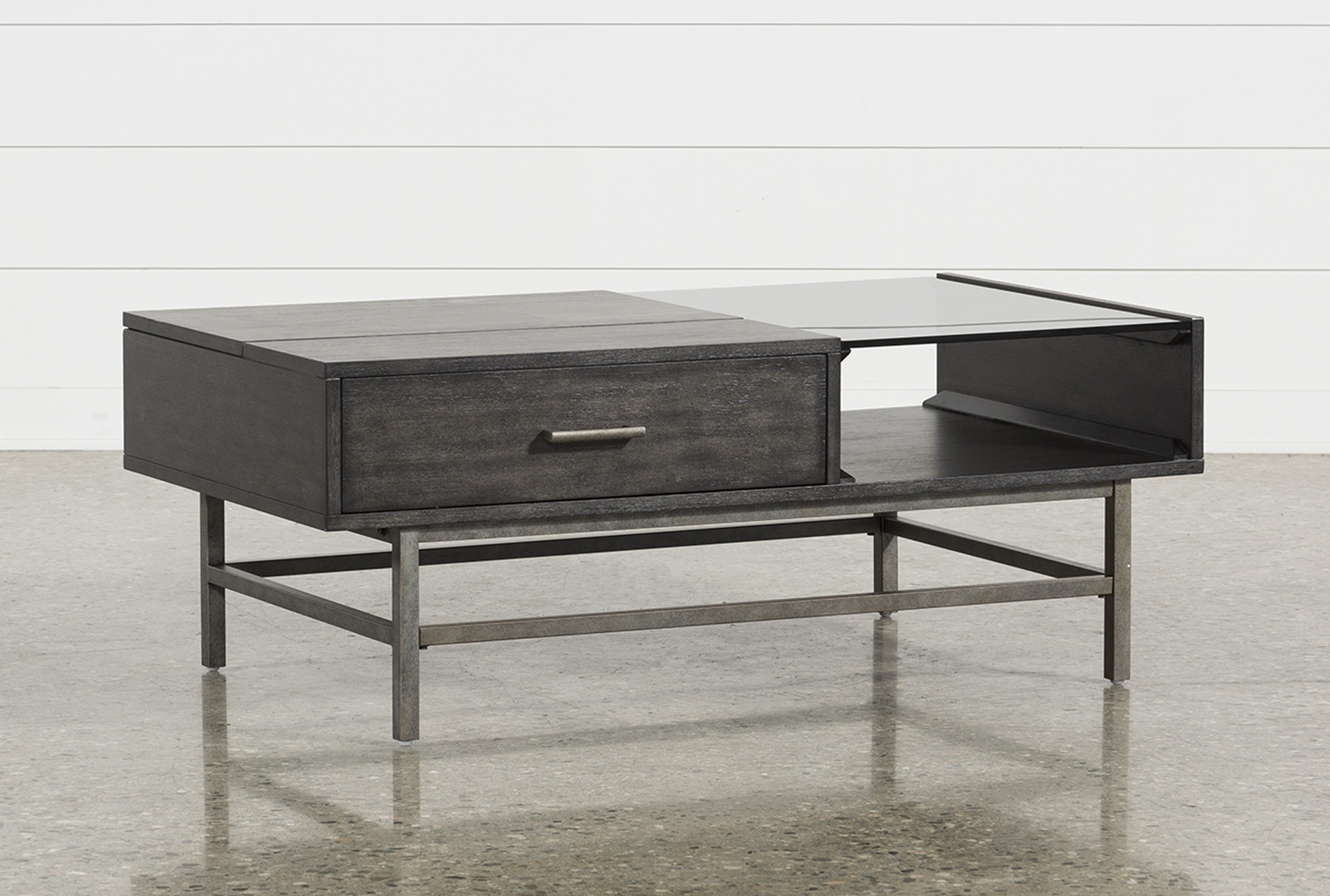 - Tracie Lift-Top Coffee Table Living Spaces