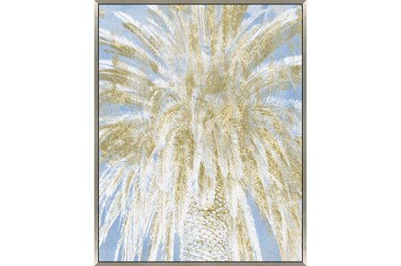 Picture-Palm Tree With Glitter 38X50 - Main