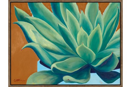 Picture-Agave Painting 32X42 - Main