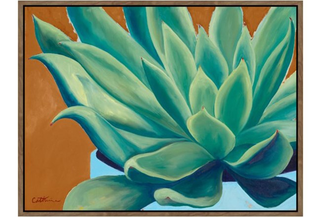 Picture-Agave Painting 32X42 - 360