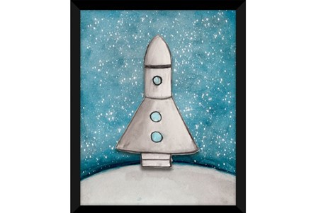 Picture-Kids + Teen Galaxy Rocket Ship III 18X22