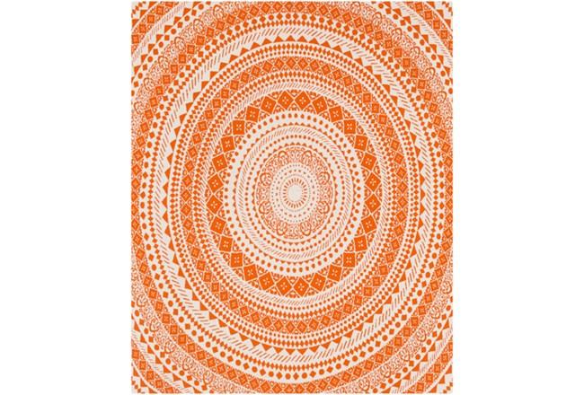 Accent Throw-Suzani Orange - 360