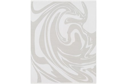 Accent Throw-Swirl Grey